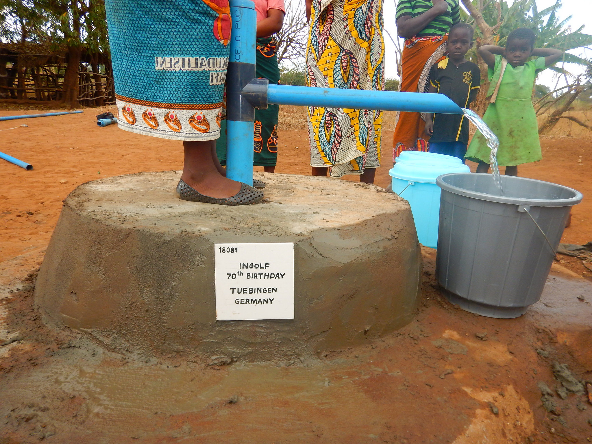 Chinyanga - pump 18081