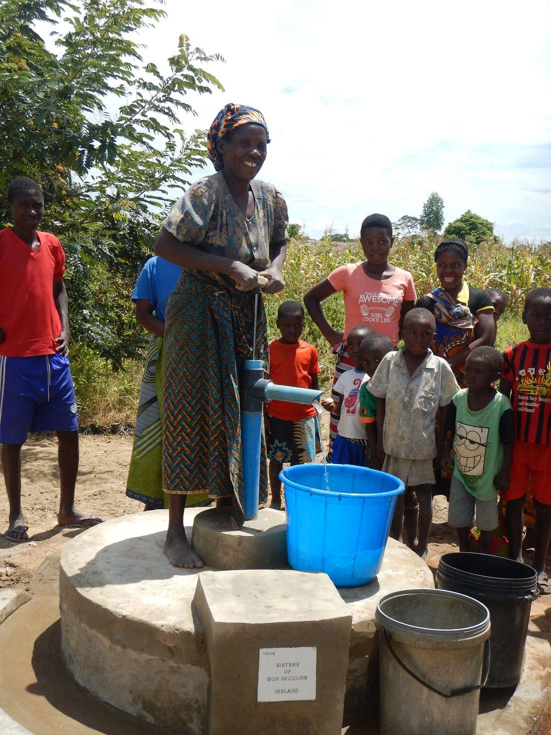 Kawinga Banda - pump 19006